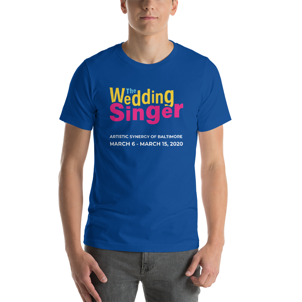 T-Shirt - The Wedding Singer
