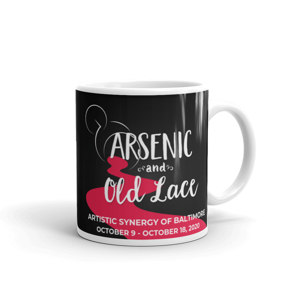 Mug - Arsenic and Old Lace