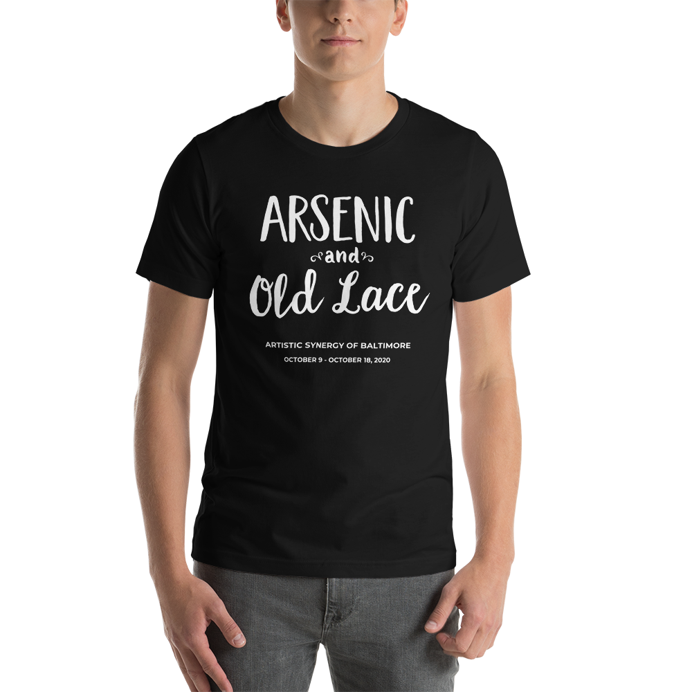 T-Shirt - Arsenic and Old Lace