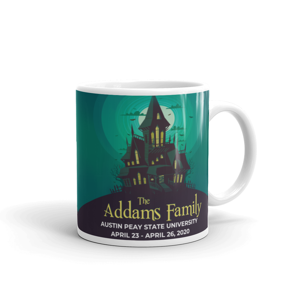 Mug - The Addams Family