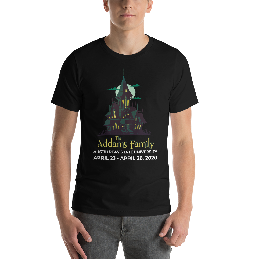 T-Shirt - The Addams Family
