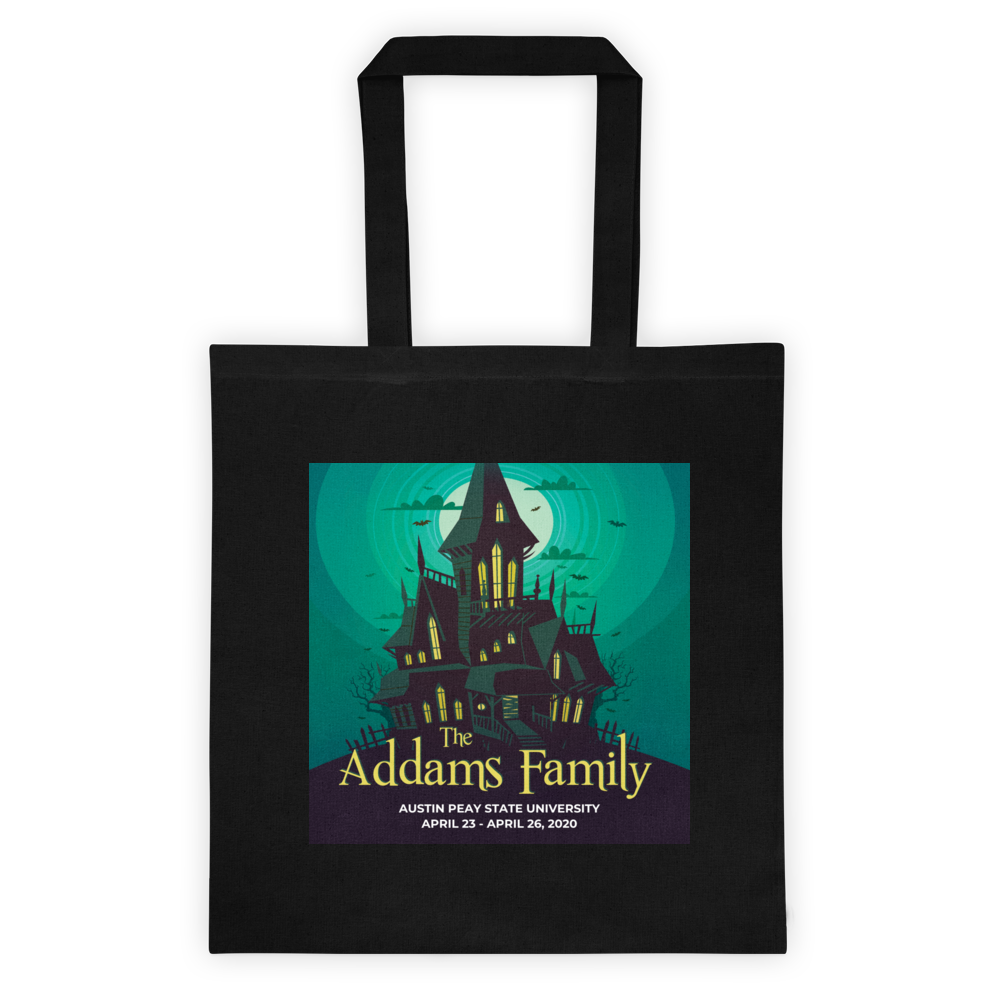 Tote - The Addams Family