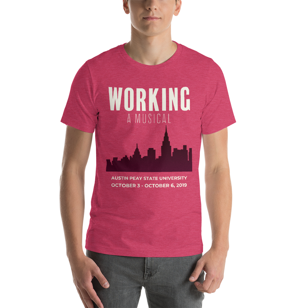 T-Shirt - Working (2012 Revised Version)