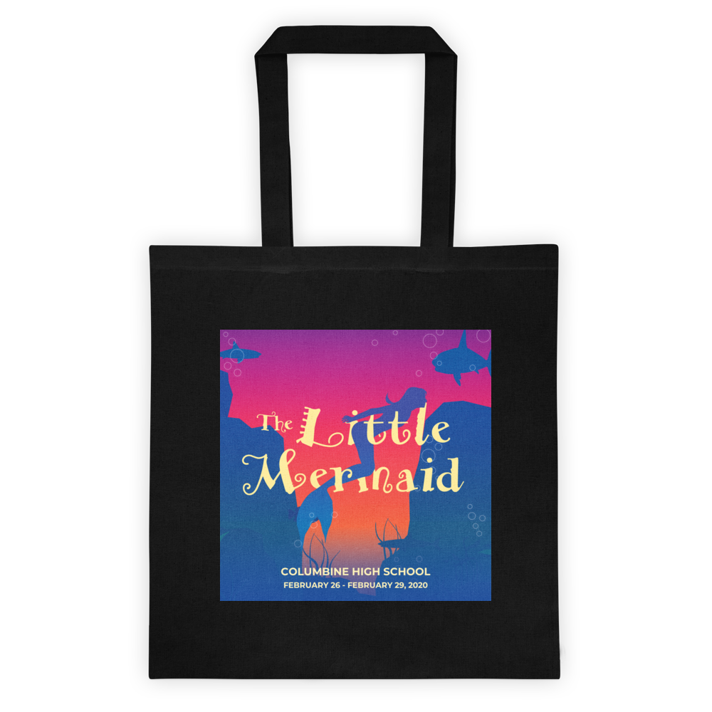 Tote - The Little Mermaid