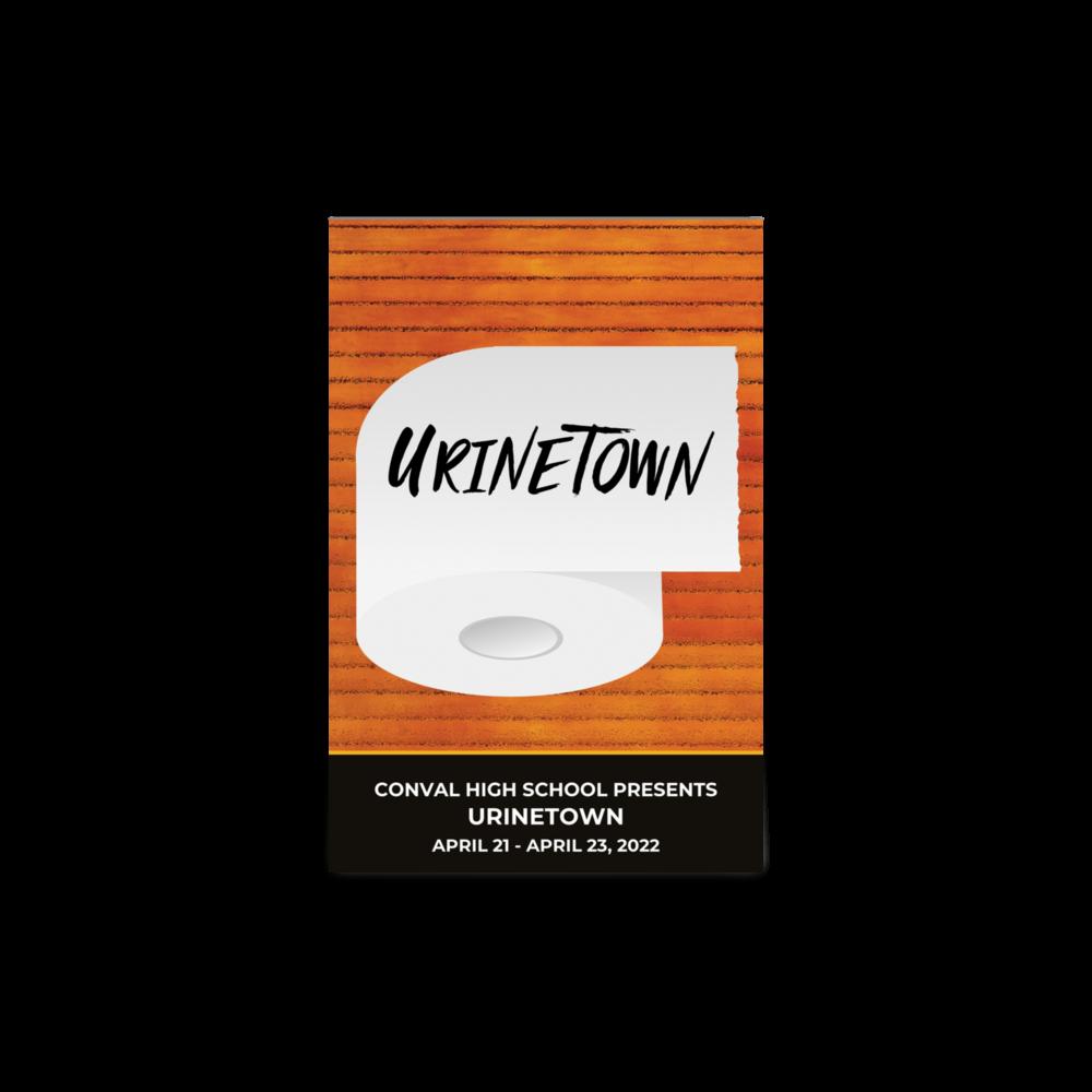 Poster - Urinetown
