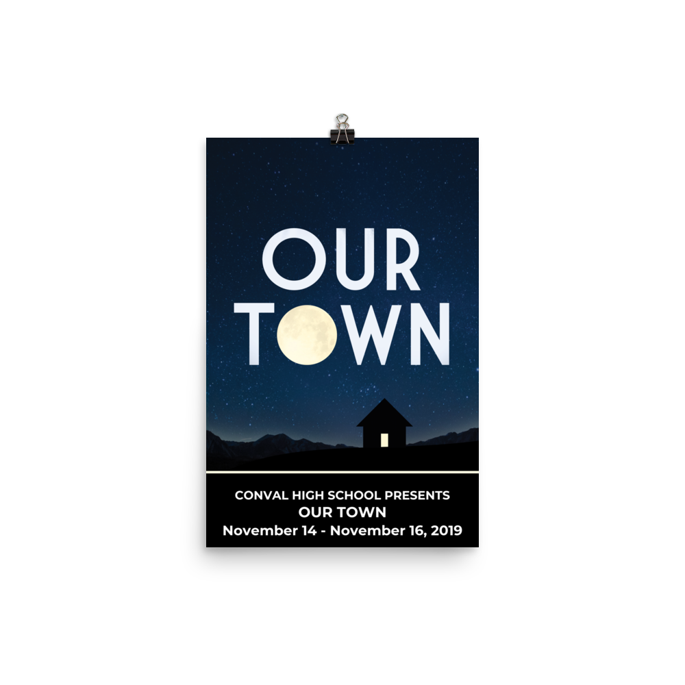 Poster - Our Town