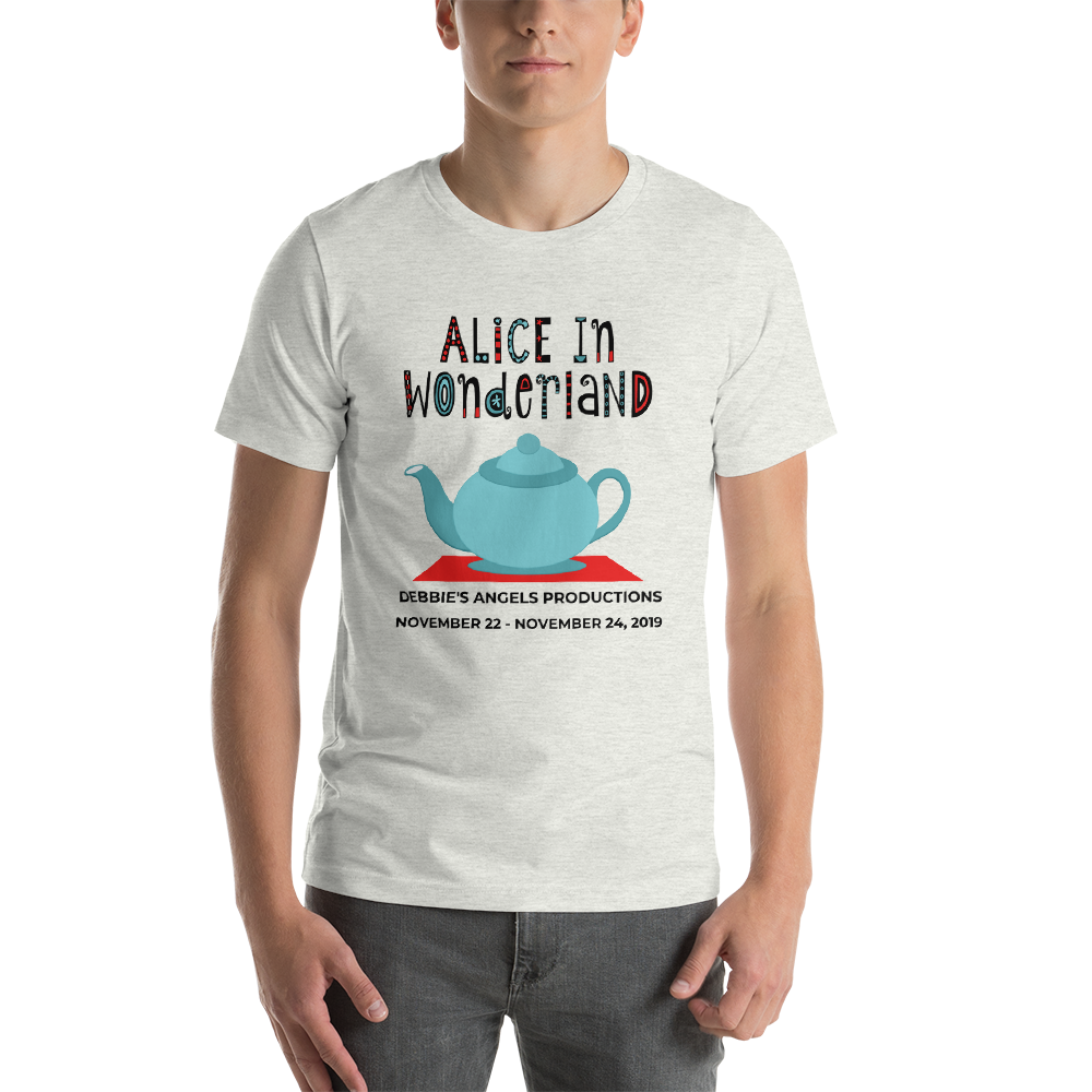 T-Shirt - Alice in Wonderland