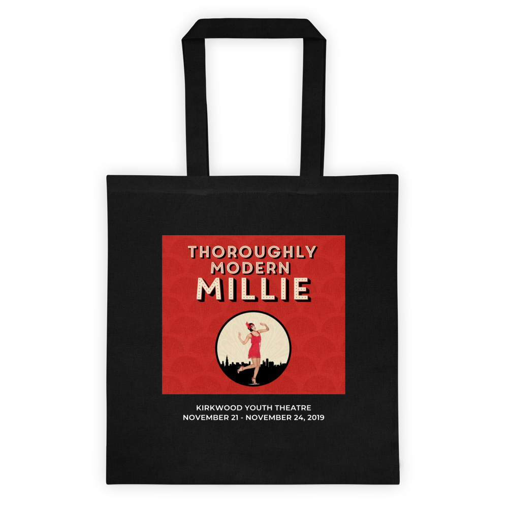Tote - Thoroughly Modern Millie Jr.