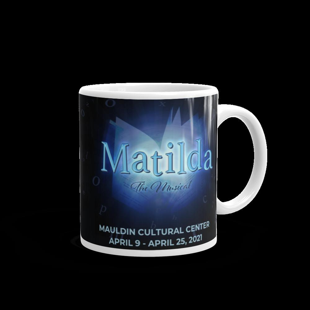 Mug - Roald Dahls Matilda The Musical