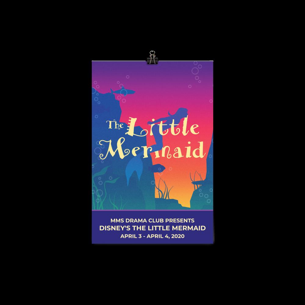 Poster - The Little Mermaid