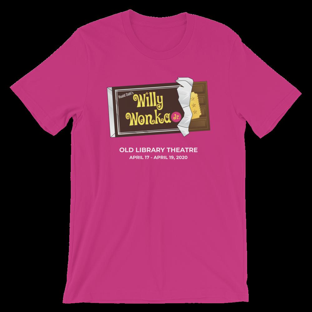 T-Shirt - Willy Wonka Jr.
