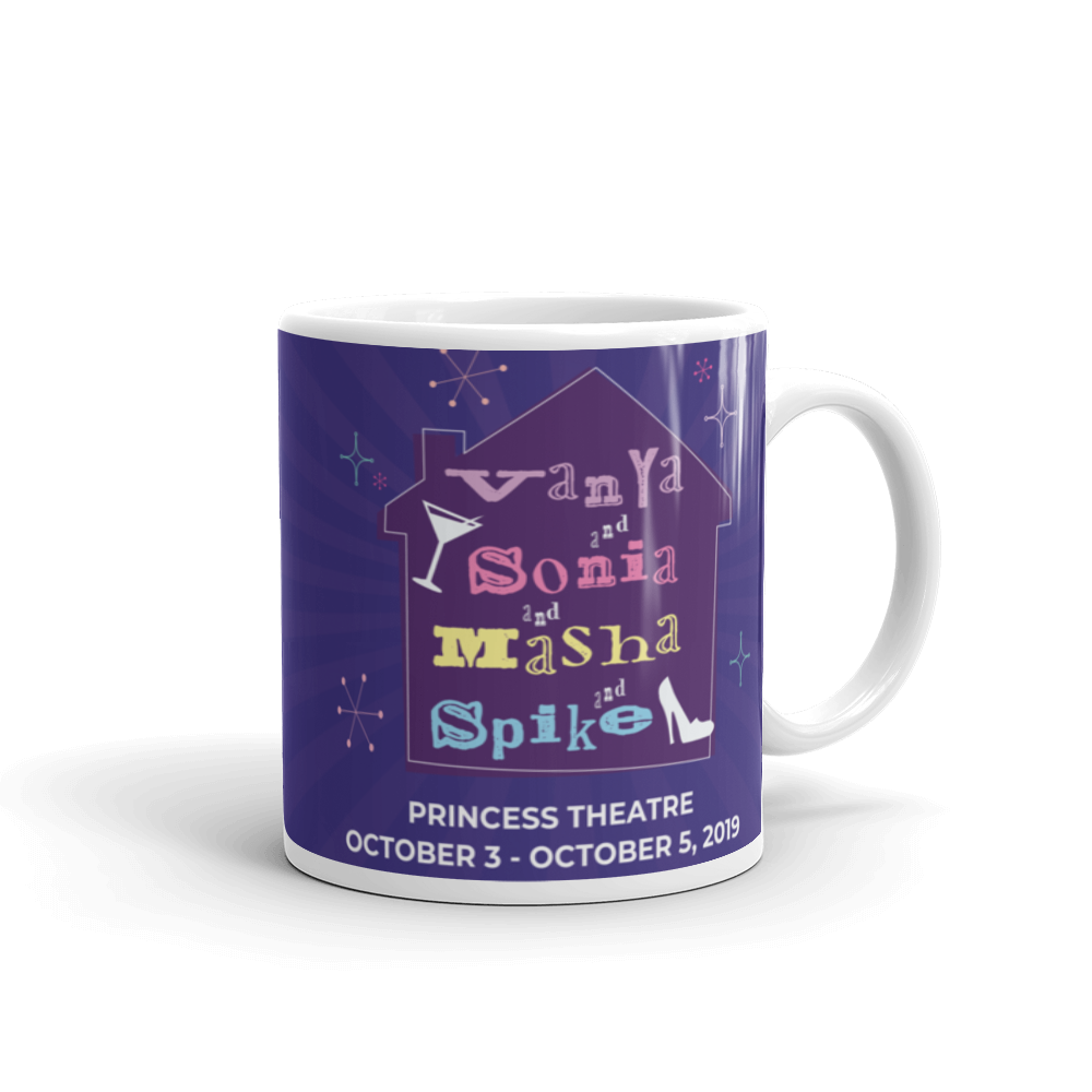 Mug - Vanya and Sonia and Masha and Spike