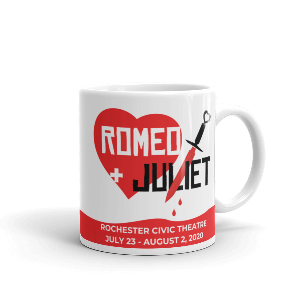 Mug - Romeo and Juliet