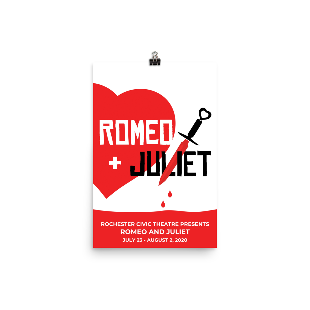Poster - Romeo and Juliet