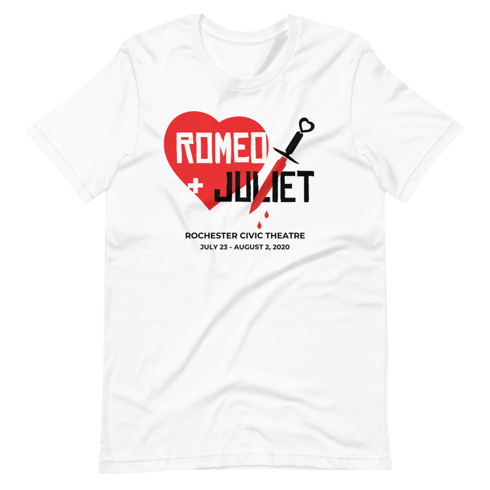 T-Shirt - Romeo and Juliet
