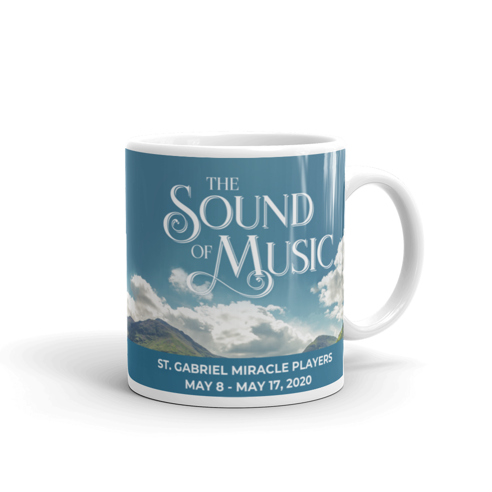 Mug - The Sound of Music