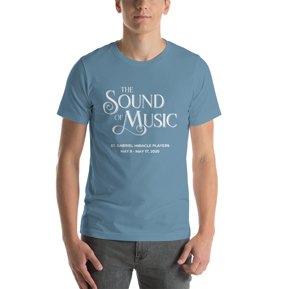 T-Shirt - The Sound of Music