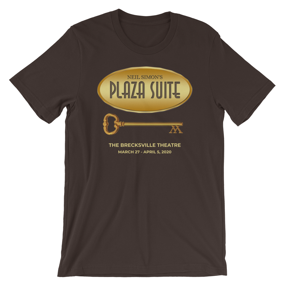 T-Shirt - Plaza Suite