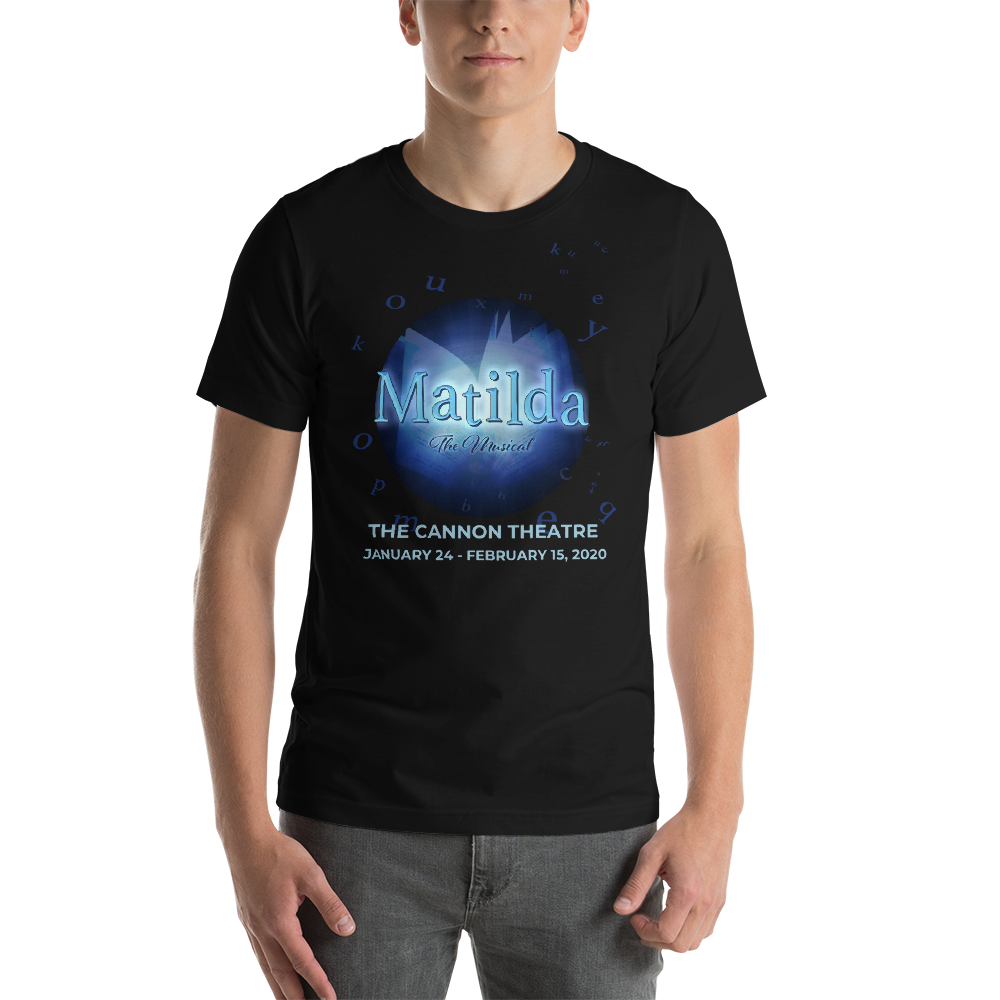 T-Shirt - Roald Dahls Matilda The Musical