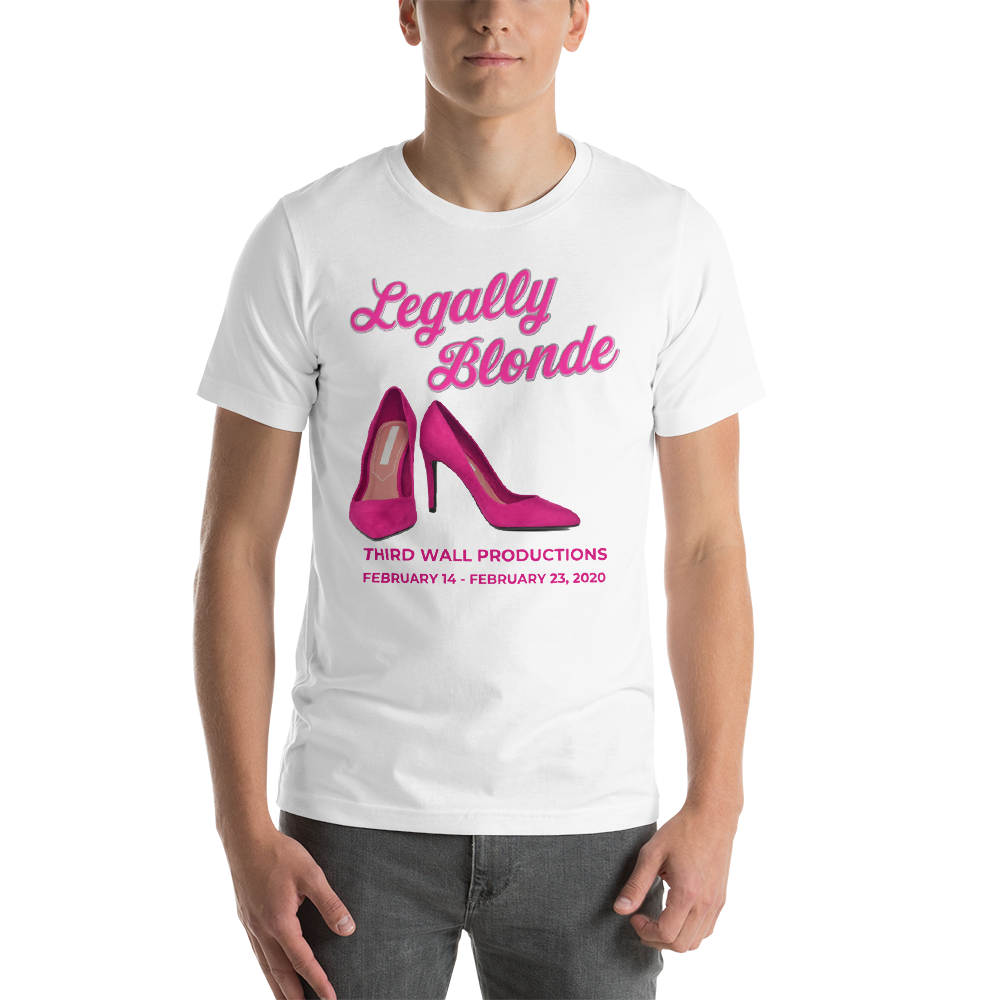 T-Shirt - Legally Blonde